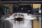 Ondata di maltempo fra Liguria e Piemonte: morto un tassista - Foto