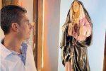 Trent'anni di lacrime e misteri: la casa di Pina Micali a Giampilieri diventa una piccola Lourdes