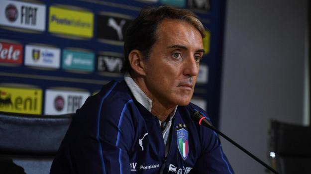 calcio, Roberto Mancini, Sicilia, Sport