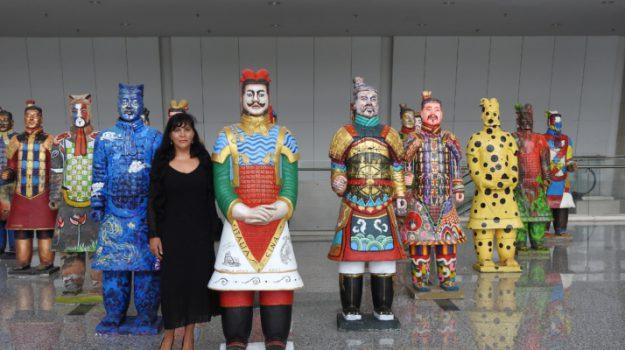 festival Cina, via della seta, Mariella Costa, Calabria, Cultura