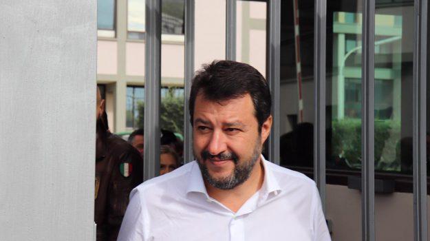 lega, Matteo Salvini, Reggio, Calabria, Politica