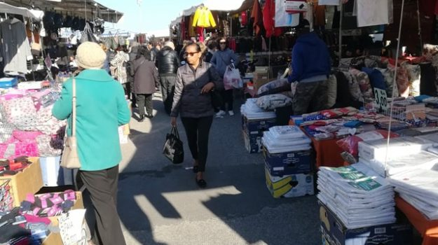 ambulanti Soverato, mercato Soverato, Pietro Matacera, Catanzaro, Calabria, Cronaca