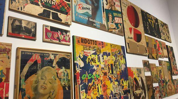 mostra Catanzaro, mostra mimmo rotella, pop art, Aghnessa Rotella, Antonella Soldaini, Inna Rotella, Mimmo Rotella, Catanzaro, Calabria, Cultura