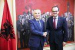Collaborazione tra Calabria e Albania, l'assessore regionale Musmanno a Tirana