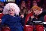"""Amici, la Vanoni provoca Platinette: """"Ti senti più uomo o più donna?"""""""