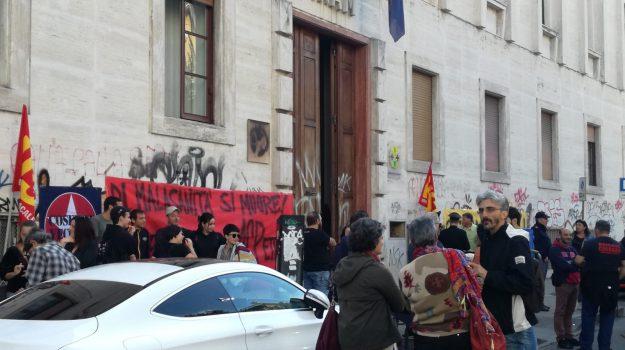 asp cosenza, malasanità, protesta cosenza, Cosenza, Calabria, Cronaca