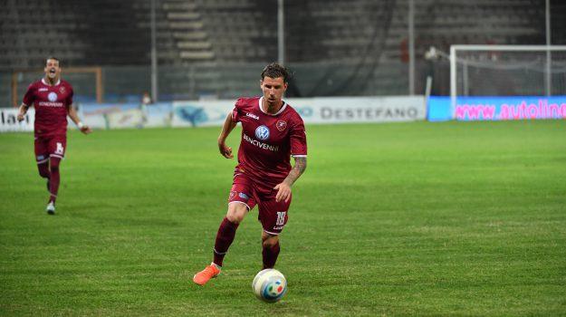 calcio, reggina, serie c, Reggio, Sport