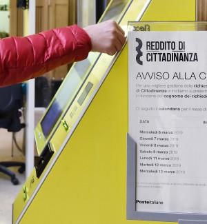 Reddito di cittadinanza, Calabria in vetta fra i beneficiari: accolte 67 mila domande