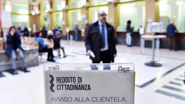 reddito di cittadinanza, Calabria, Economia