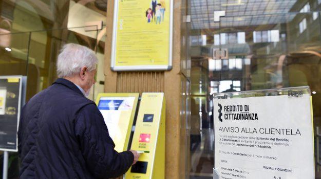 reddito di cittadinanza, Sicilia, Economia