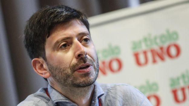 sanità, Roberto Speranza, Sicilia, Politica
