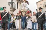 Fede e tradizione, Serra si inchina a San Bruno