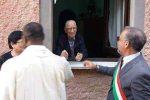 Simbario, nonno Salvatore compie 107 anni e diventa l'uomo più anziano della Calabria
