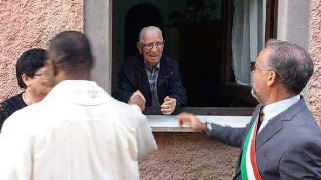 centenario Simbario, Giustitalia, più anziano della Calabria, Salvatore Nardi, Catanzaro, Calabria, Società