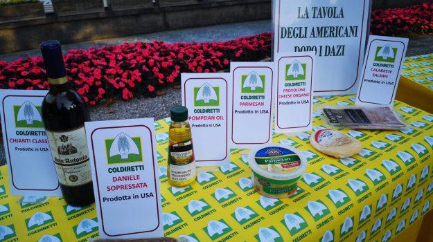 contraffazione, dazi, Calabria, Archivio
