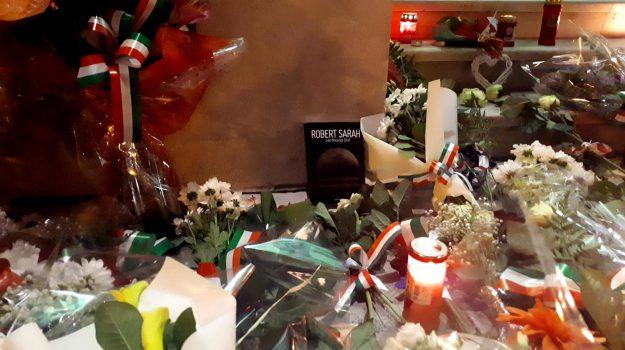 polizia, poliziotti, sparatoria trieste, Matteo Demenego, Pierluigi Rotta, Sicilia, Cronaca