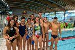 """Nuoto, la Us Acli Arvalia di Lamezia si distingue al """"Trofeo internazionale di Riccione"""""""