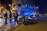 Messina, notte di controlli nelle strade della movida: infrazioni, droga e una casa a luci rosse