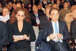 Wanda Ferro e Sergio Abramo