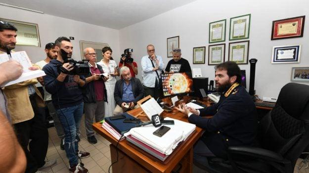 Francesco Monti, Massimiliano Allevato, Catanzaro, Calabria, Cronaca