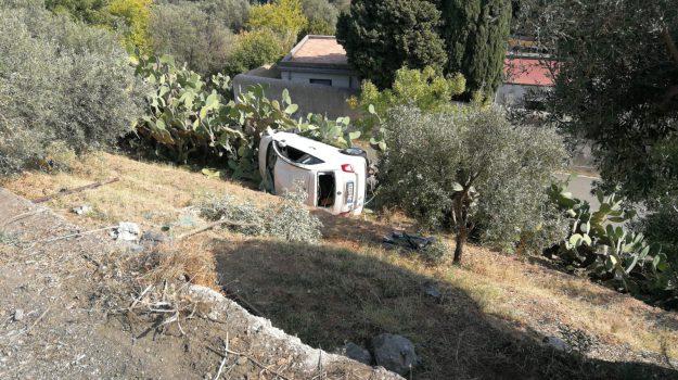 alì terme, incidente stradale, Messina, Sicilia, Cronaca