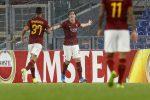 Europa League, Roma beffata all'ultimo minuto dal Borussia: finisce 1-1