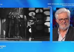 A «Domenica in» rispunta il primo provino dei Gatti di Vicolo Miracoli I quattro attori tornano insieme per farsi intervistare da Mara Venier - Corriere Tv