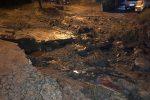 Alluvione a Messina, detriti sul torrente San Michele: 30 famiglie isolate - Foto