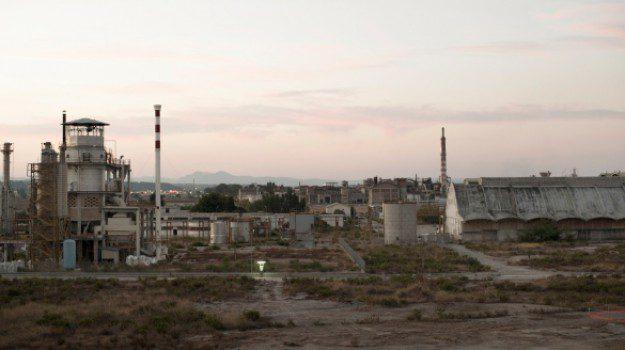 crotone, ex area industriale, Sergio De Caprio, Catanzaro, Cronaca