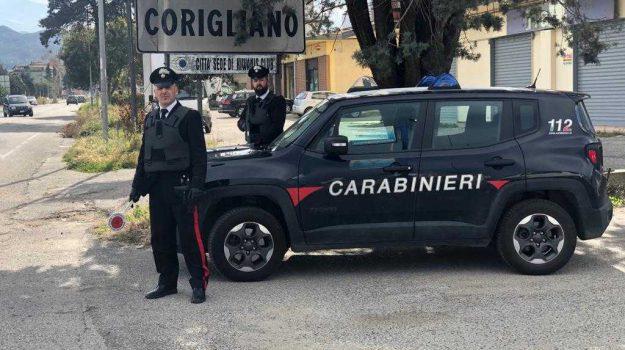 arresto Corigliano Calabro, rapina aggravata, Eugenio Facciolla, Cosenza, Calabria, Cronaca