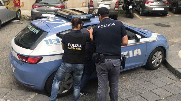 arresto messina, rapina messina, Messina, Sicilia, Cronaca