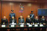 Furti e rapine in Calabria, blitz dei carabinieri: fermate due bande di italiani, romeni e slavi