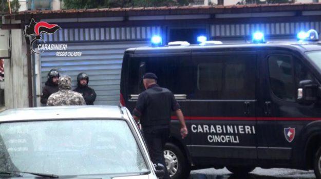 carabinieri, ciccarello, Reggio, Calabria, Cronaca