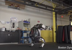 Capriole e salti, il robot umanoide Atlas si esibisce in un numero di ginnastica Atlas, il robot realizzato da Boston Dynamics, può completare un'intera routine di ginnastica - Corriere TV