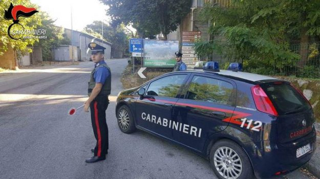 carabinieri, Antonino Barillà, Giuseppe Cannizzaro, Reggio, Calabria, Cronaca