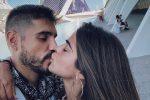 Fabio Colloricchio e Violeta si sposano: la proposta di matrimonio
