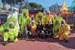 Radioattività e rischio biologico, a Catanzaro il corso per operatori NBCR