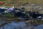 I rifiuti della Campania sotterrati illegalmente in Calabria: blitz con undici arresti