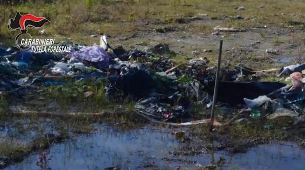 discarica, rifiuti, Calabria, Cronaca