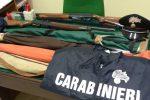Bracconaggio in una zona di protezione speciale, denunciati 6 cacciatori a Crotone