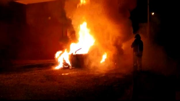 incendio, mensa scuola, Catanzaro, Calabria, Cronaca