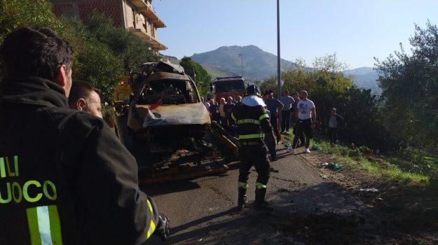belmonte mezzagno, incidente mortale, omicidio stradale, Giorgio Casella, Kevin Vincenzo La Ciura, Sicilia, Cronaca