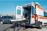 Furnari, incidente all'incrocio San Filippo: due feriti e traffico in tilt