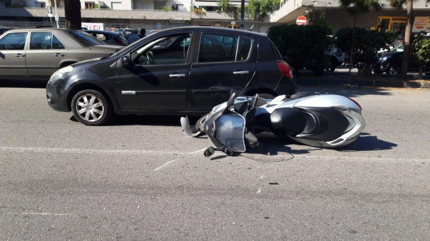 incidente, Reggio, Calabria, Cronaca