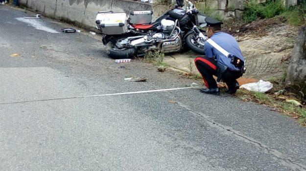 incidente, rombiolo, Catanzaro, Calabria, Cronaca