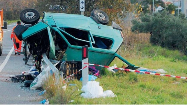 incidenti, statale 106, Calabria, Cronaca