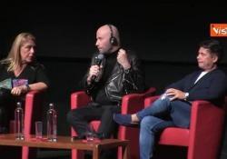 John Travolta: «I miei parenti italiani? Non sono riuscito a rintracciarli» L'attore americano alla Festa del Cinema - Agenzia Vista/Alexander Jakhnagiev