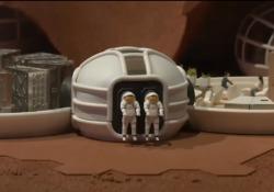 L'uomo sul Pianeta Rosso: non solo scienza ma anche design Inaugurata al Design Museum di Londra la mostra «Vivere su Marte» con indumenti, robot e prototipi ispirati alla vita del quarto pianeta del sistema solare - Ansa