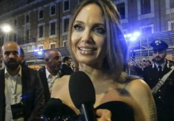 La prima di Maleficent a Roma, Angelina Jolie: «Un film sulla diversità» All' Auditorium della Conciliazione di l'anteprima europea - Giuliano Benvegnù