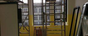 Operaio assunto nei cantieri dei servizi a Messina cade da una scala in una scuola: è grave